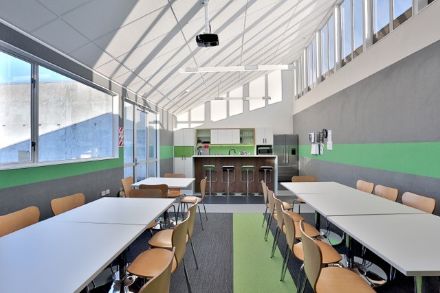 staff room and office design