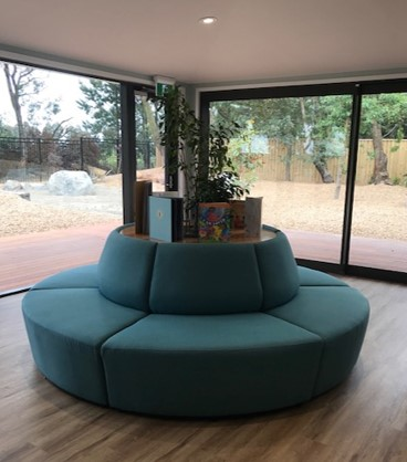 Commercial Fitout Nz Tree Seat